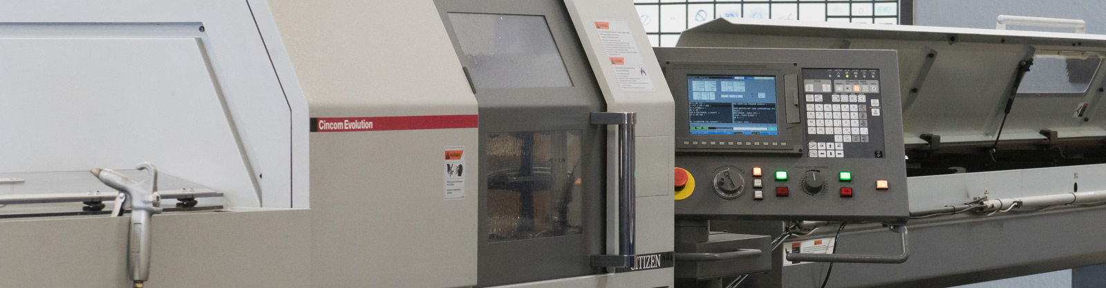 Services Fabrication Machining