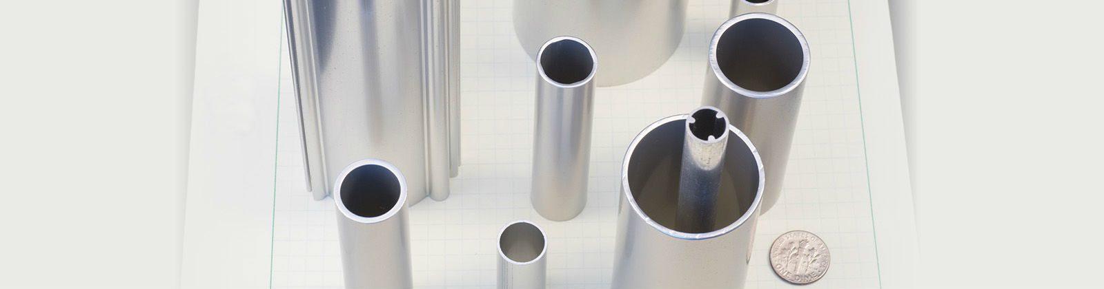 Profile Precision Extrusions - extruded aluminum tubing