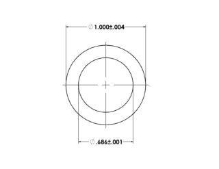 Die 969 Miniature Extrusion